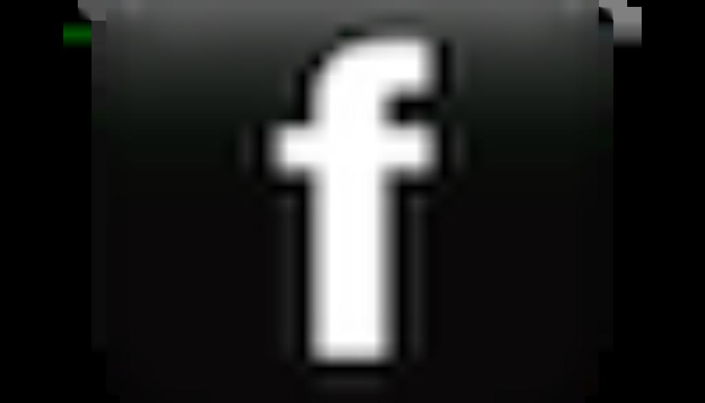 logo facebook noir et blanc 1