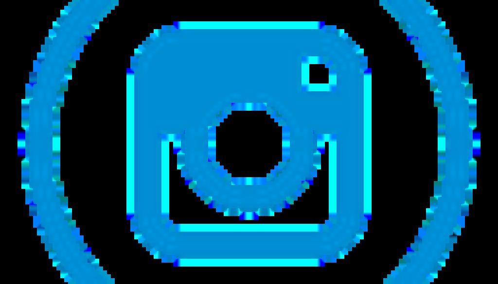 Round Instagram Logo Background PNG Image 1